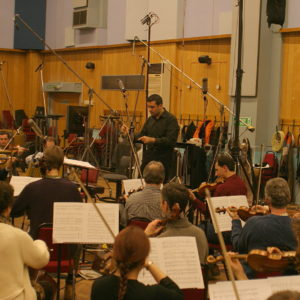 Abbey Road Studios - London Symphony 28-01-04